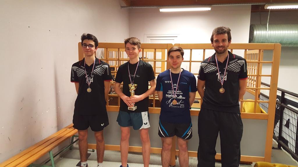 Finales d partementales par classement montfort tennis - Classement individuel tennis de table ...